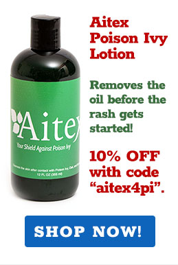 aitex poison ivy lotion